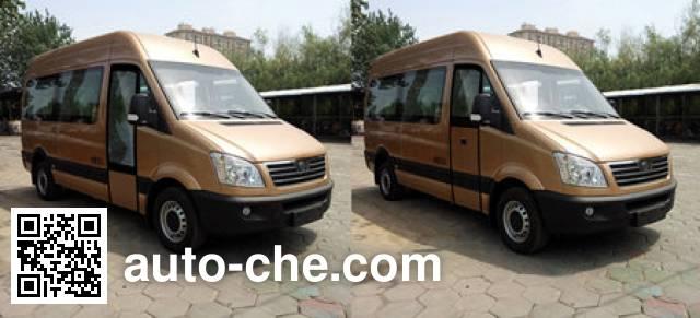 中通牌LCK6606EVG1纯电动城市客车
