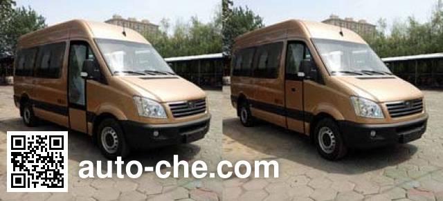 Zhongtong LCK6606EVG3 electric city bus