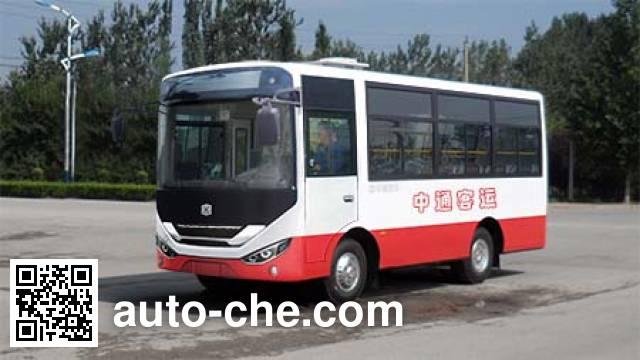 中通牌LCK6606N5GH城市客车