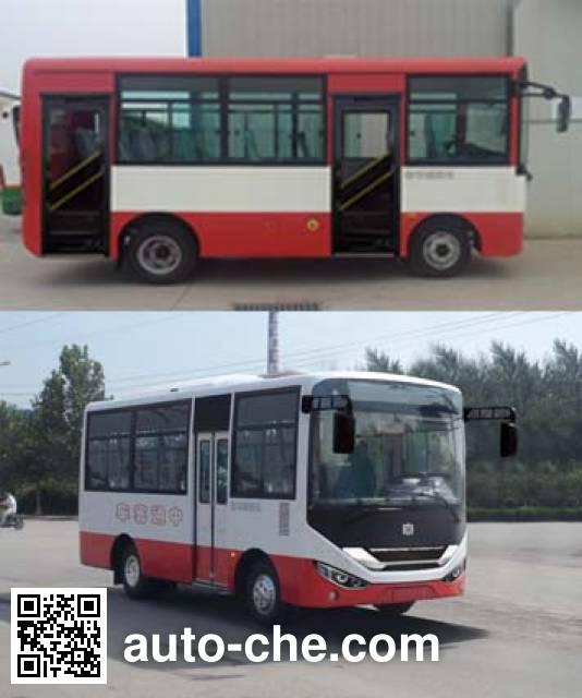 中通牌LCK6609D4GH城市客车