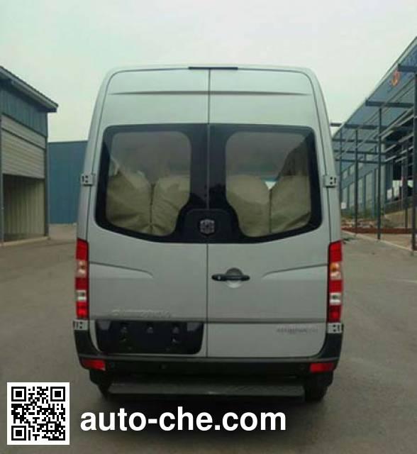 中通牌LCK6606EVG2纯电动城市客车