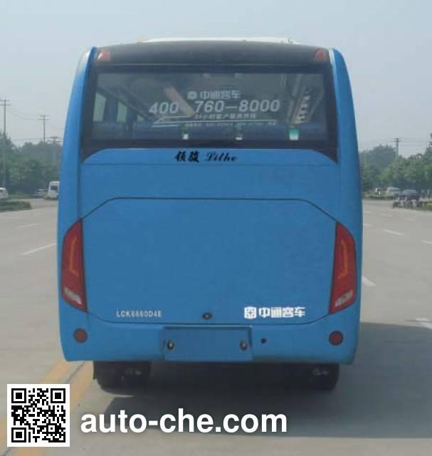 Zhongtong LCK6660D4E bus
