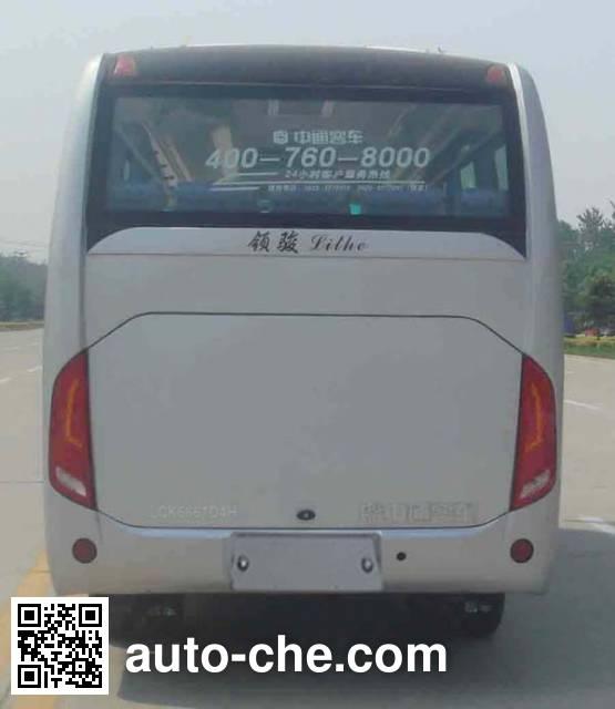 Zhongtong LCK6661D4E bus