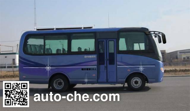 Zhongtong LCK6660N5H bus