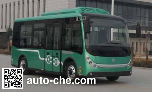 中通牌LCK6670EV1纯电动客车