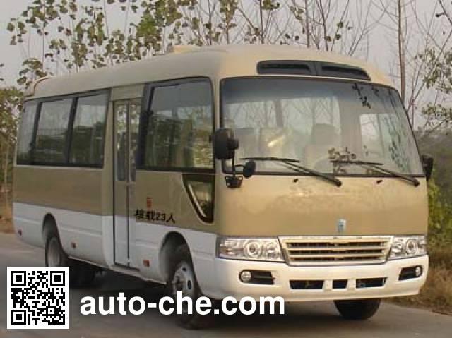 中通牌LCK6700BEV1纯电动客车