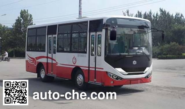 Zhongtong LCK6722D4GH city bus