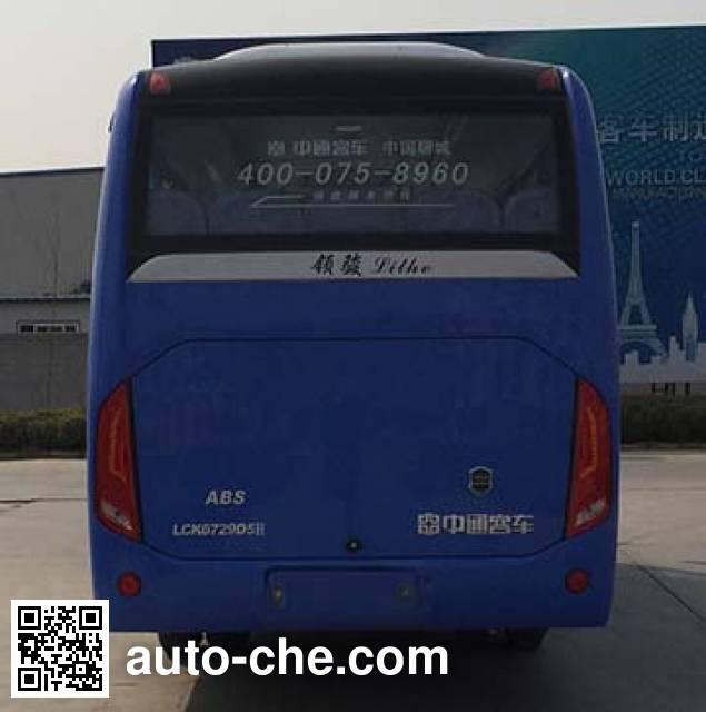 Zhongtong LCK6729D5H bus
