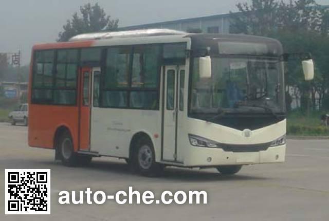 中通牌LCK6730N5GE城市客车