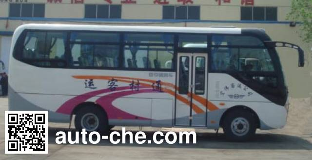 Zhongtong LCK6750D4E bus