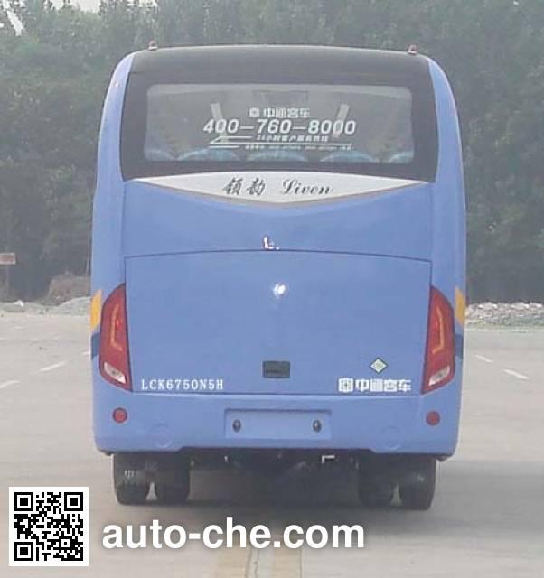 Zhongtong LCK6750N5H bus