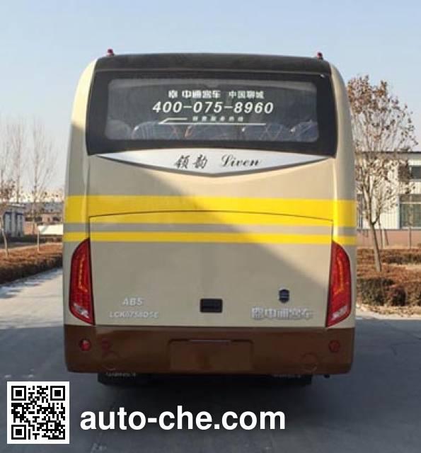 Zhongtong LCK6758D5E bus