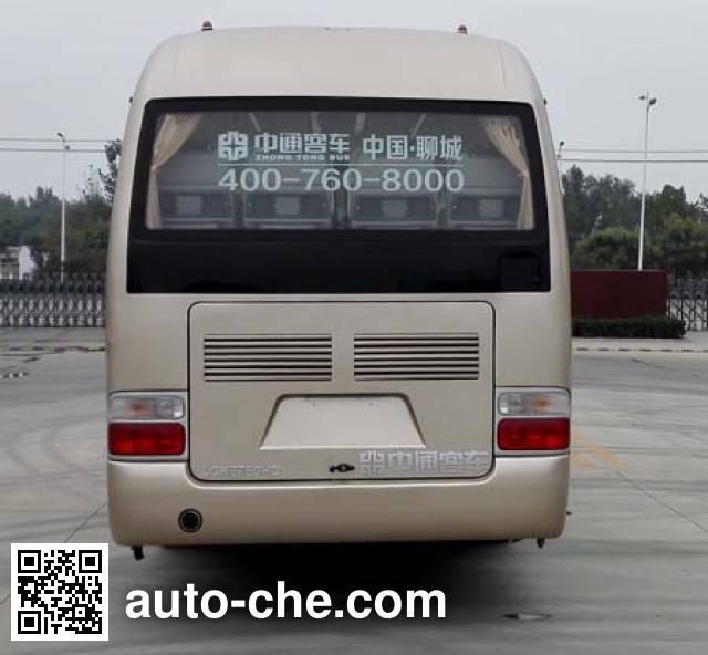 中通牌LCK6760HQ客车