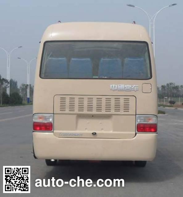 Zhongtong LCK6760HQ1 bus