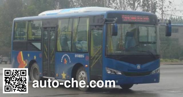 中通牌LCK6770D4GE城市客车