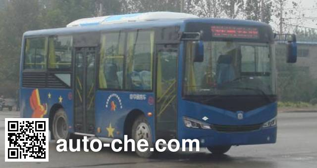 Zhongtong LCK6770N5GE city bus