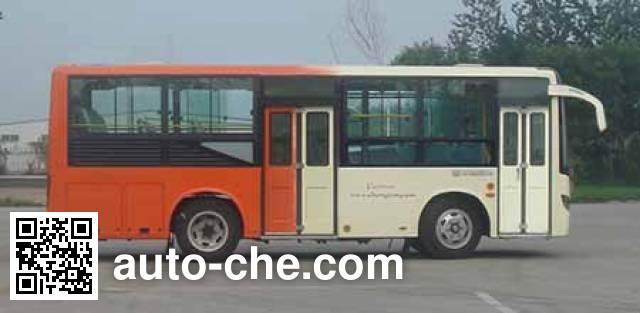 中通牌LCK6770N4GE城市客车