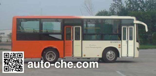 Zhongtong LCK6770D5GE city bus