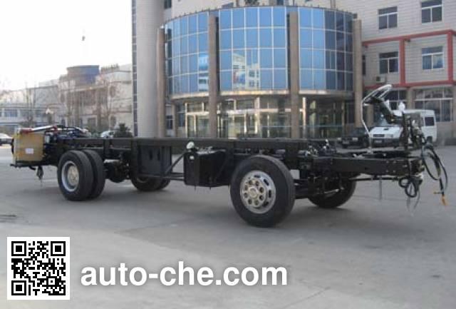 Zhongtong LCK6104RPHEV1 hybrid bus chassis