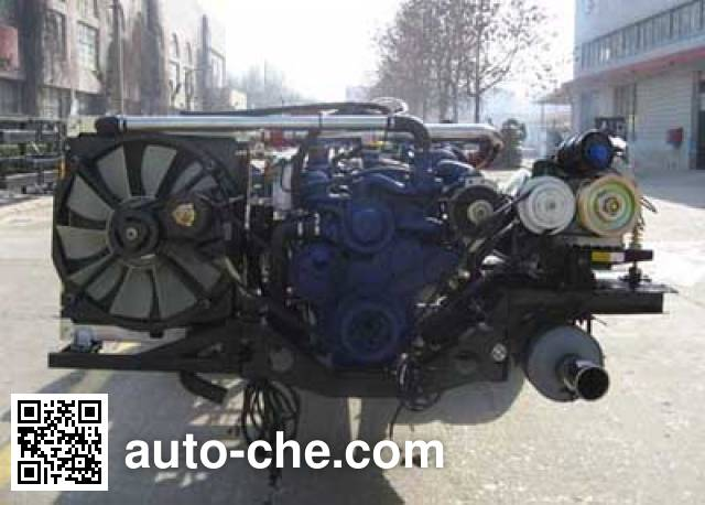 Zhongtong LCK6104RPHEV hybrid bus chassis