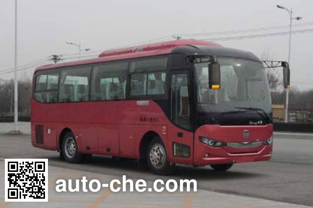 Zhongtong LCK6808EV2 electric bus