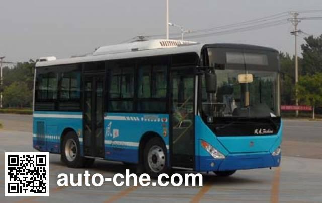 中通牌LCK6809EVG纯电动城市客车