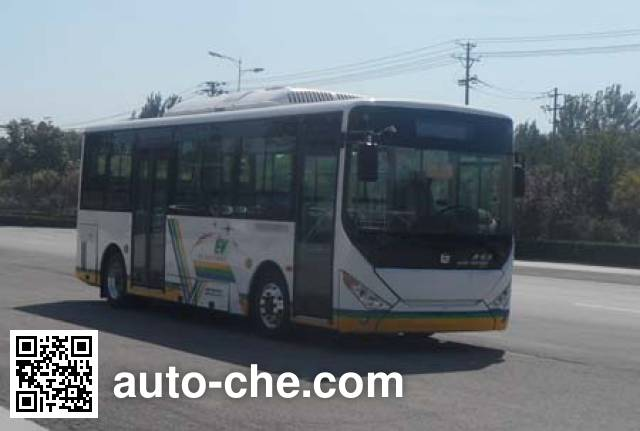 Zhongtong LCK6809EVG7 electric city bus