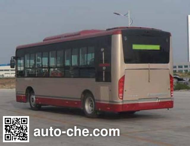 Zhongtong LCK6809EVGB electric city bus