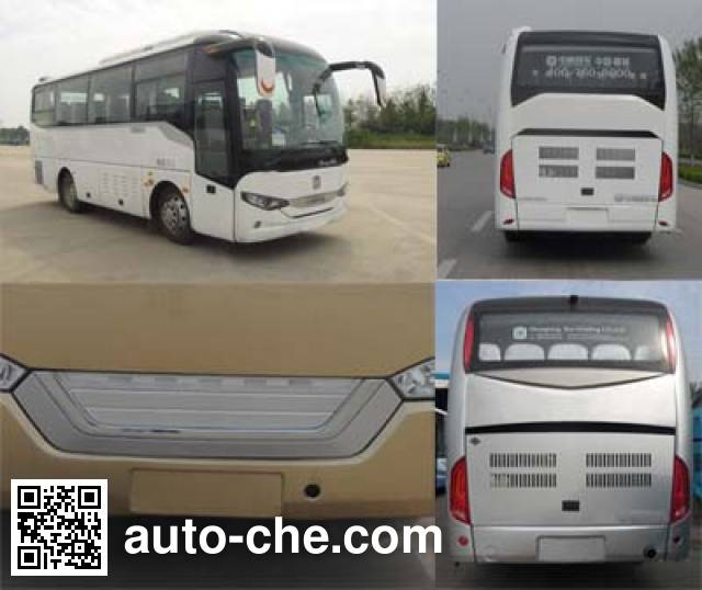 Zhongtong LCK6809HN bus