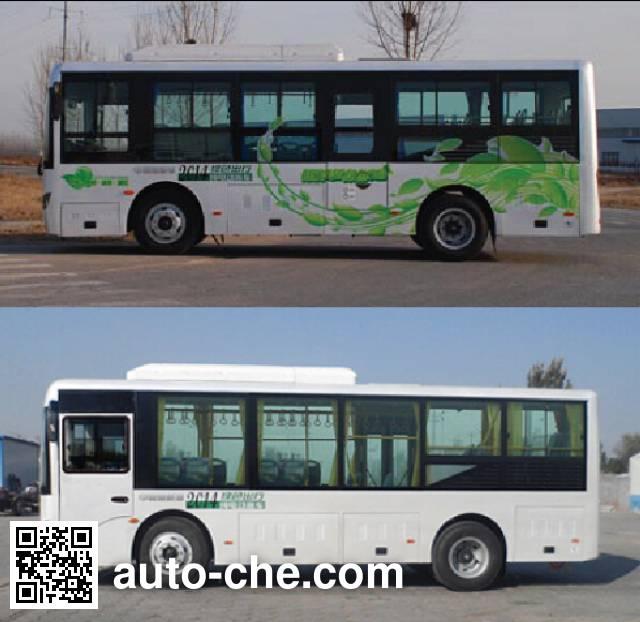 Zhongtong LCK6810EVG electric city bus