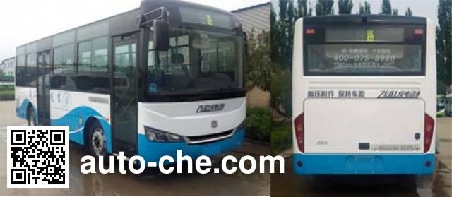 中通牌LCK6810EVG3纯电动城市客车