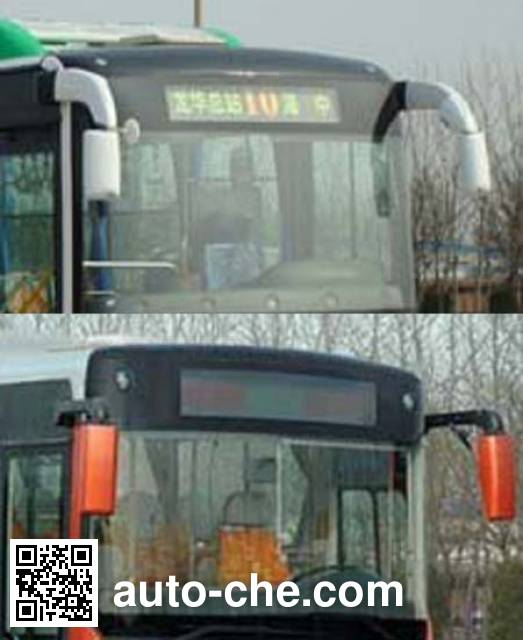 Zhongtong LCK6820HGA city bus