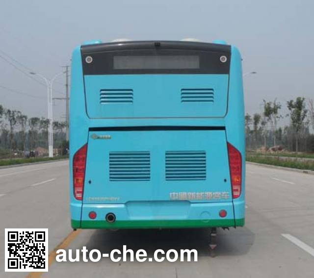 Zhongtong LCK6820PHENV hybrid city bus