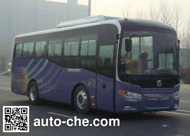 中通牌LCK6850EVG纯电动城市客车