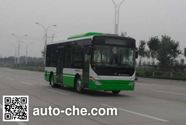 Zhongtong LCK6850PHEVNG hybrid city bus