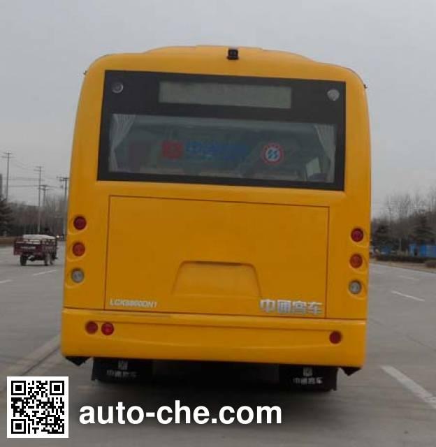 Zhongtong LCK6860DN1 bus