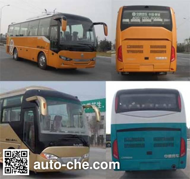 Zhongtong LCK6880HD1 bus