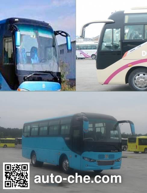 中通牌LCK6840D5A客车