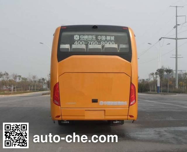中通牌LCK6909EV纯电动客车