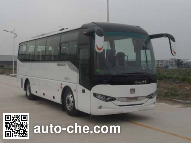 Zhongtong LCK6909EV electric bus