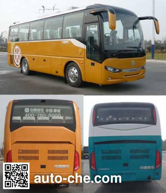 Zhongtong LCK6909HQD2 bus
