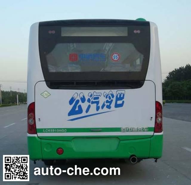 中通牌LCK6910HGC城市客车
