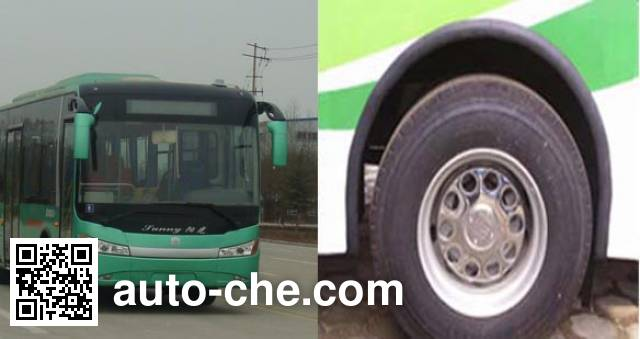 Zhongtong LCK6950HGA city bus