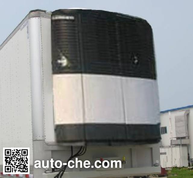 Conglin LCL9400XLC aluminium refrigerated trailer