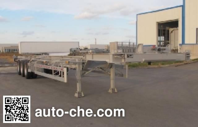 Conglin LCL9403TJZ aluminium container trailer