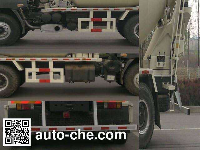 利达牌LD5250GJBPDHA混凝土搅拌运输车