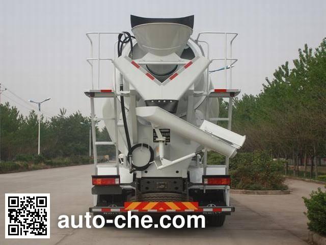 利达牌LD5255GJBN4346D1B混凝土搅拌运输车