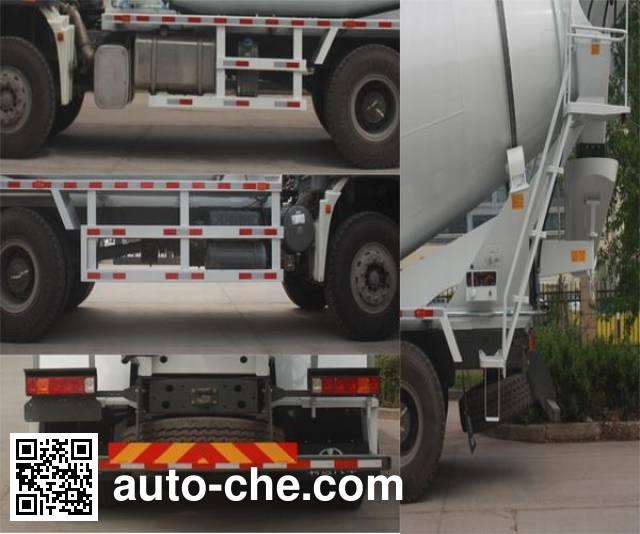 Leader LD5255GJBN4346D1B concrete mixer truck
