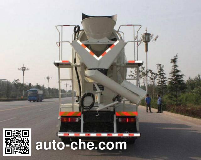利达牌LD5313GJBXA3010Q混凝土搅拌运输车