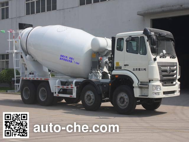 利达牌LD5315GJBN3063D混凝土搅拌运输车